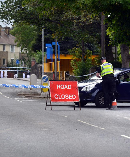 Two charged over Laisteridge Lane incident