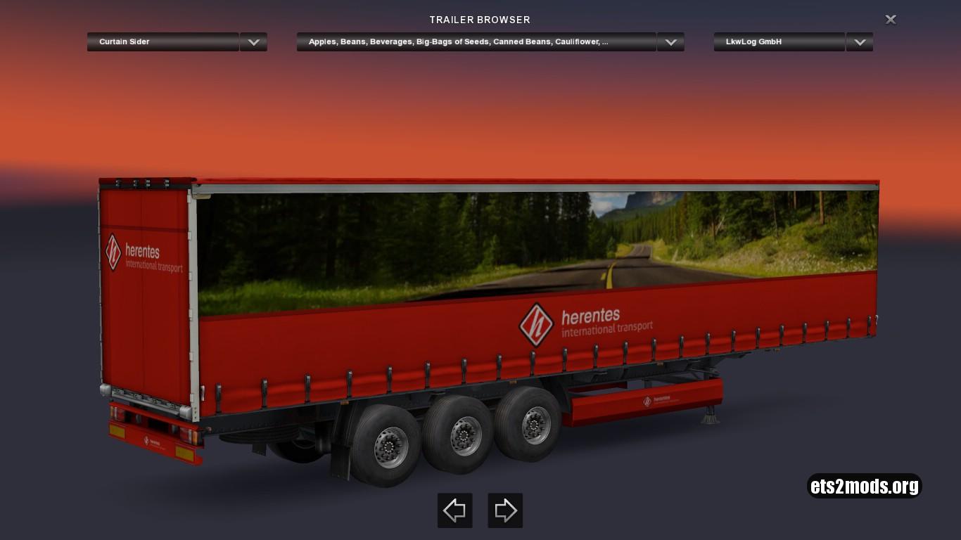 Trailer Herentes Transportation