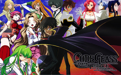 Code Geass: Lelouch of the Rebellion R1 Batch Sub Indo