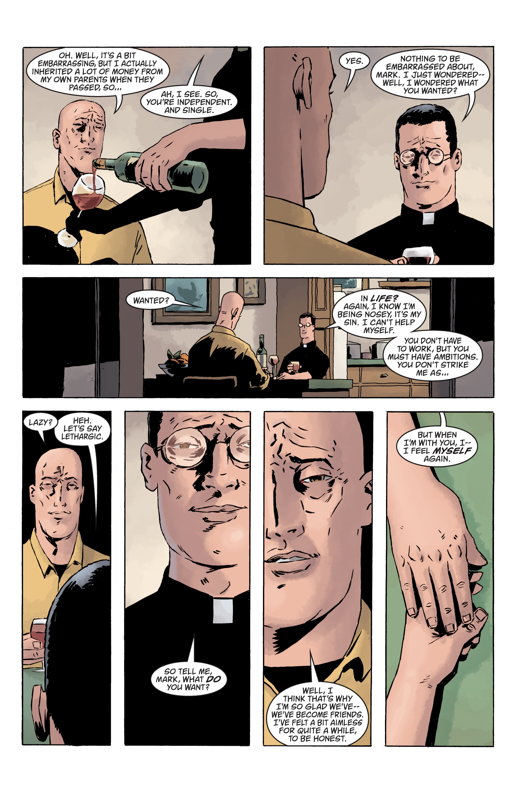 Read online Black Hammer comic -  Issue #10 - 12
