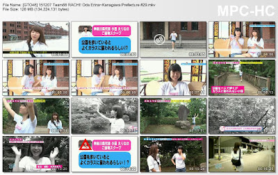 151207 Team88 Ratch! Ep 29 Oda Erina Subtitle Indonesia