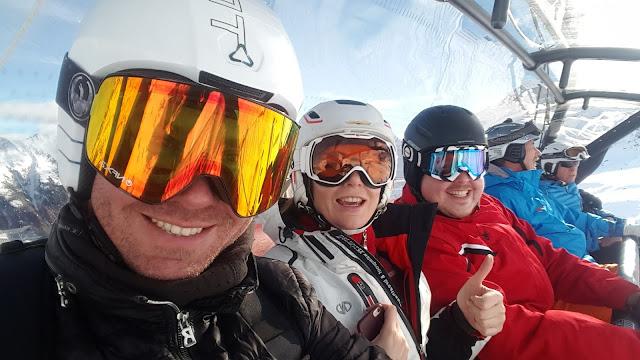 Горнолыжный инструктор Ишгль Санкт Антон Ski Welt