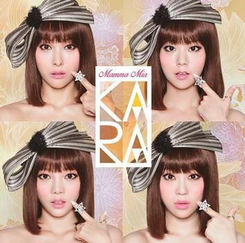 [MUSIC VIDEO] KARA – マンマミーア (2014.08.27/MP4/RAR)