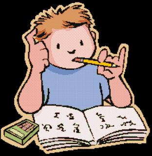 boy studing - تحميل مشاهد و قصص للخامسة فرنسيّة