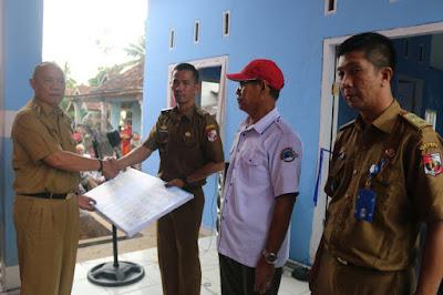 Masyarakat Lampung Utara Makin Merasakan Manfaat Program Gerbang Desa Saburai