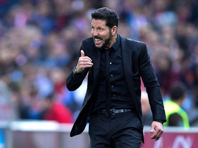 Inter Siap Datangkan Diego Simeone