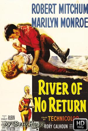 Rio Sin Retorno 1954 | DVDRip Latino HD GDrive 1 Link