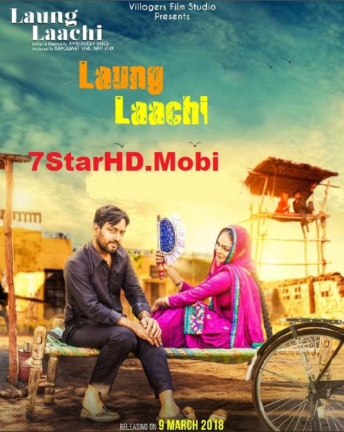 Laung Laachi (2018) Punjabi 720p SDTV  x264 900MB