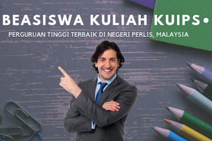 Dibuka Beasiswa Malaysia untuk Keberangkatan Bulan Agustus