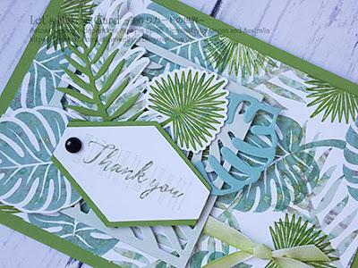 Tropical Chic Marker Thumping Technique  Satomi Wellard-Independent Stampin'Up! Demonstrator in Japan and Australia, #su, #stampinup, #cardmaking, #papercrafting, #rubberstamping, #stampinuponlineorder, #craftonlinestore, #papercrafting, #tropicalchic #stampinwritemarkerthumpingtechnique #thankyoucard #スタンピン #スタンピンアップ #スタンピンアップ公認デモンストレーター #ウェラード里美 #手作りカード #スタンプ #カードメーキング #ペーパークラフト #スクラップブッキング #ハンドメイド #オンラインクラス #スタンピンアップオンラインオーダー #スタンピンアップオンラインショップ #動画 #スタンプスクール#StampinWriteマーカー #トロピカルチック #マーカートントンテクニック