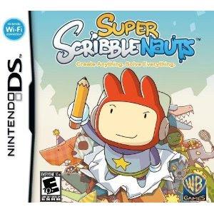 Super Scribblenauts ( BR ) [ NDS ]