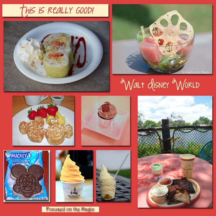 Eat What You Want Day. What would you eat if you could eat anything you want from Disney Parks and Resorts?