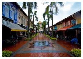 Tour Arab Street Singapore