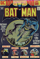 Batman #254, 100 pages, Man-Bat