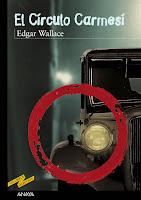 El Círculo Carmesí, de Edgar Wallace