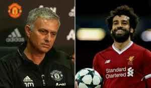 Salah speaks about Jose Mourinho after Champions League defeat