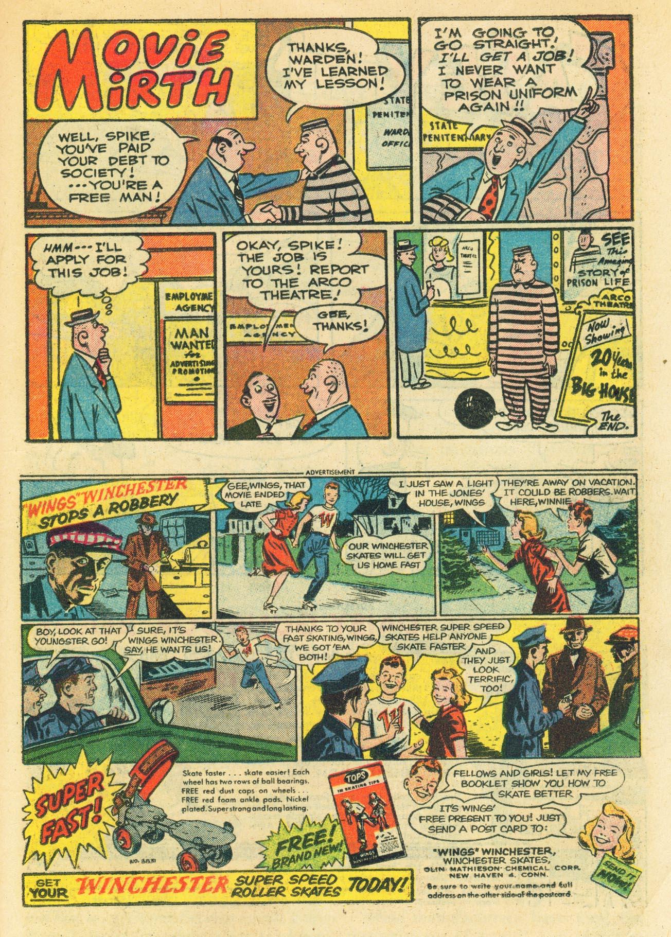 Detective Comics (1937) 224 Page 22