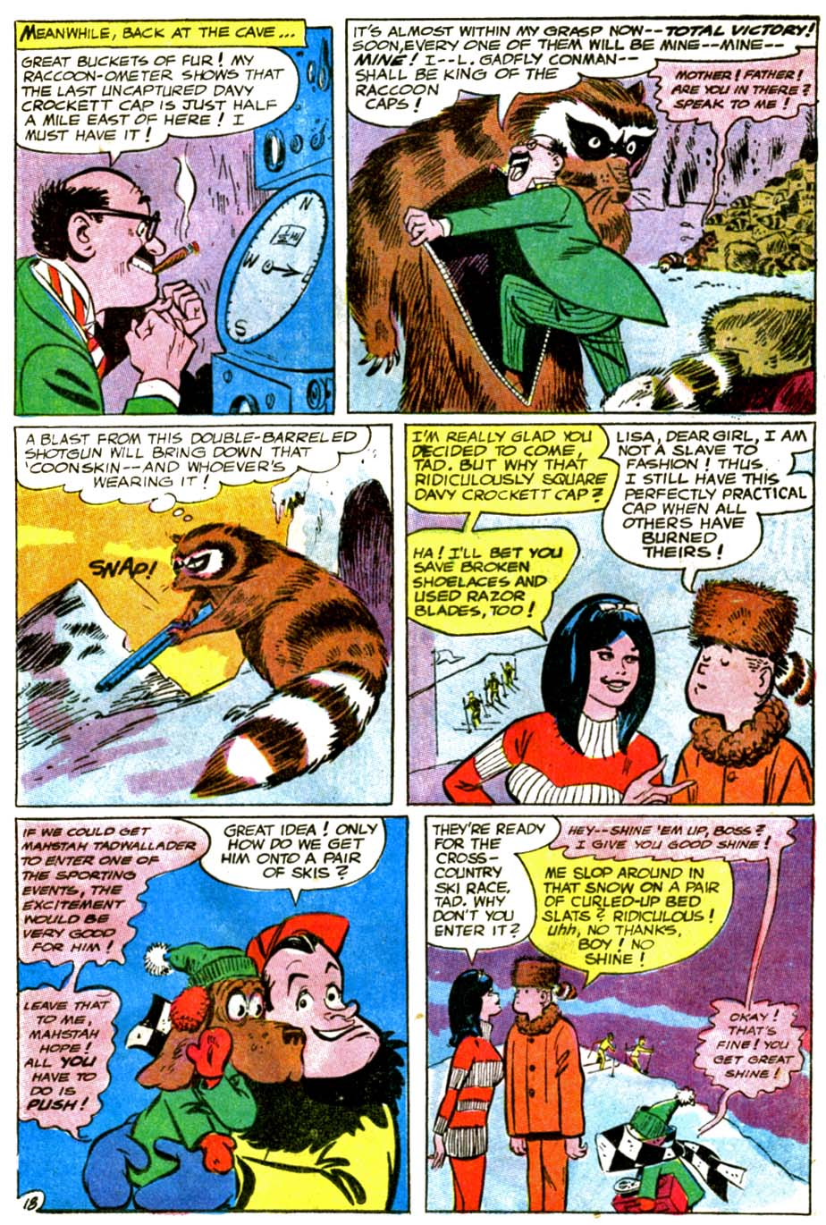 The Adventures of Bob Hope issue 97 - Page 25