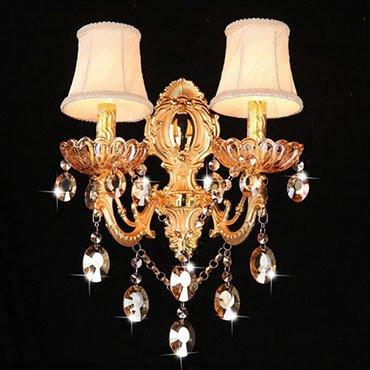 Nguyên tắc bố trí đèn treo tường phòng khách hiệu quả