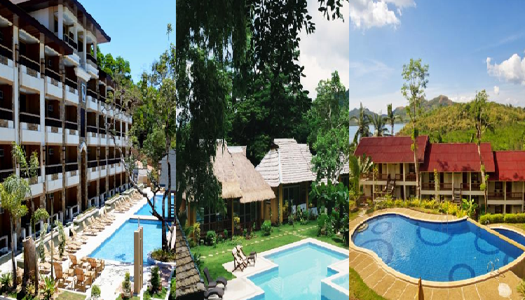 Included In The List There Are 13 Coron Resorts 6 Hotels 5 Lodges 2 Inns Guest House 1 Apartment And Bed Breakfast