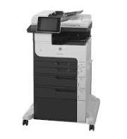 HP LaserJet M725f Printer Driver Support Download
