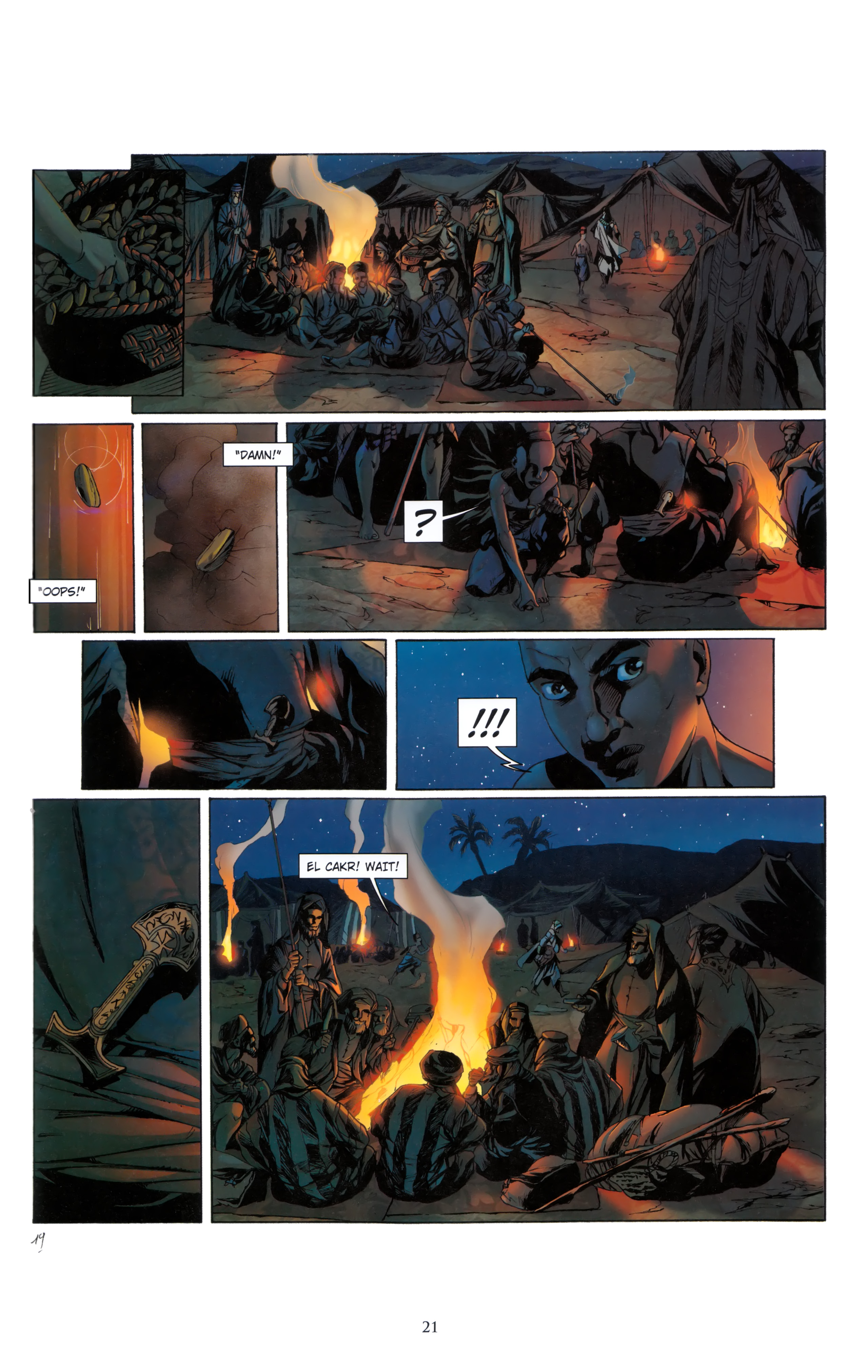 Read online Assassin's Creed (2012) comic -  Issue #5 - 21