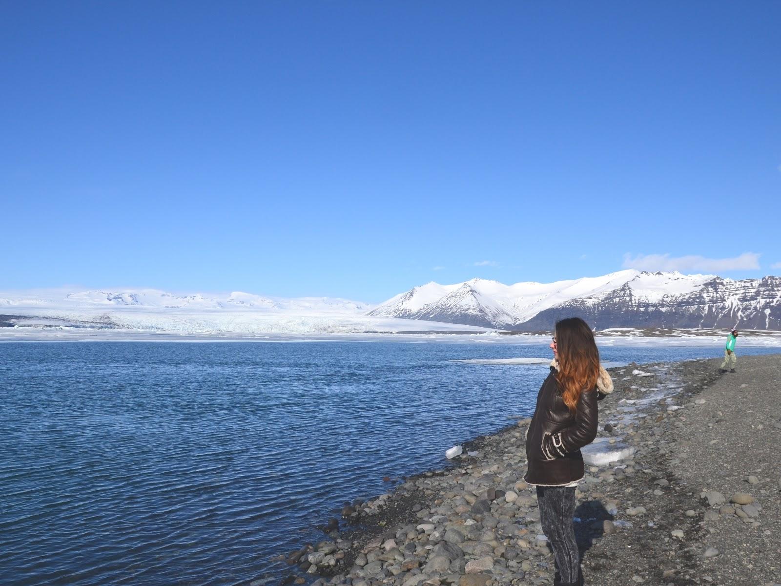 Jokulsarlon, laguna lodowcowa, Lodowiec, islandzki lodowiec, Islandia, blog o Islandii, praca w Islandii, pani dorcia, blog podróżniczy, blog fotograficzny