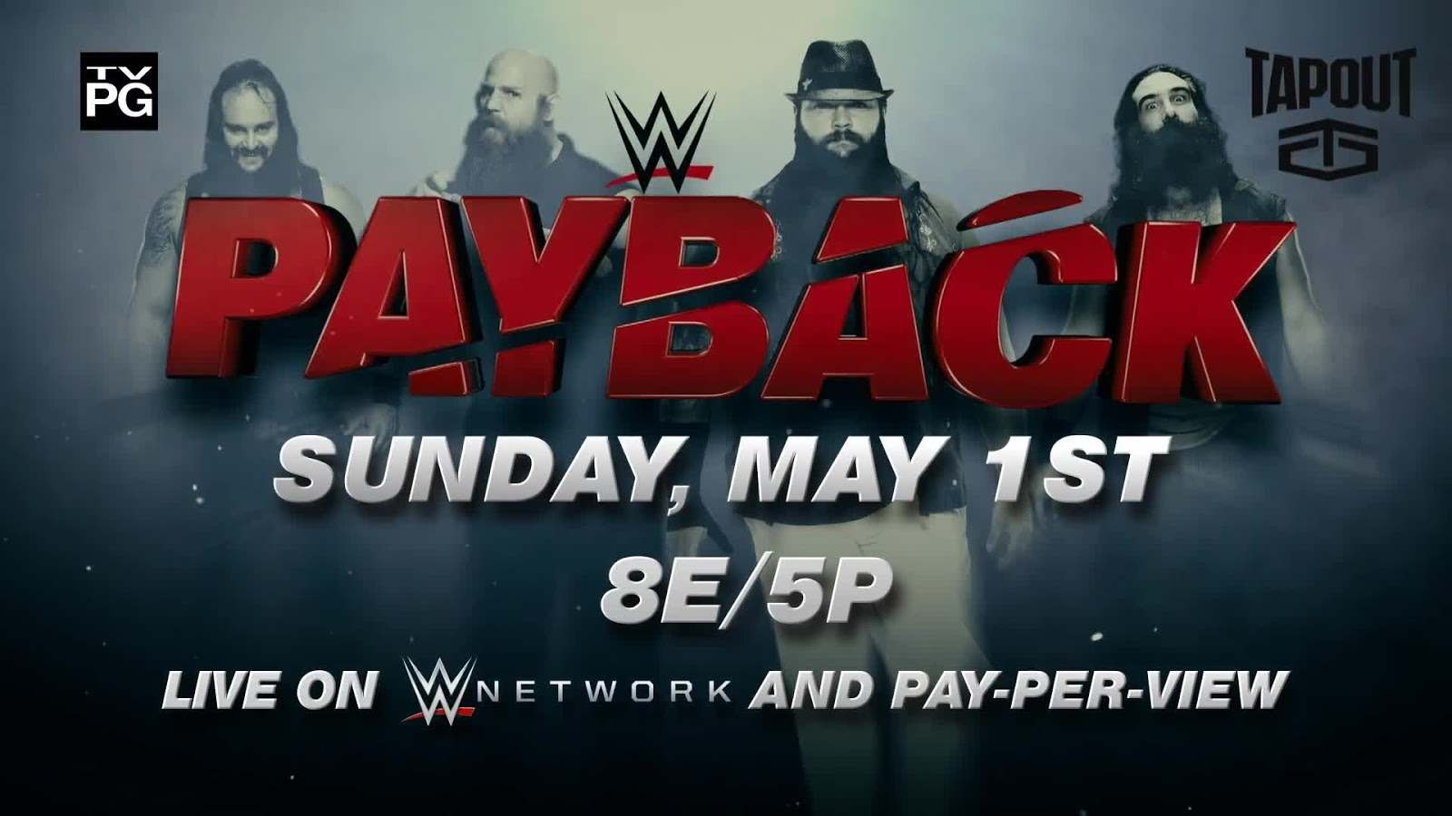 Where can i stream free WWE pay per views?