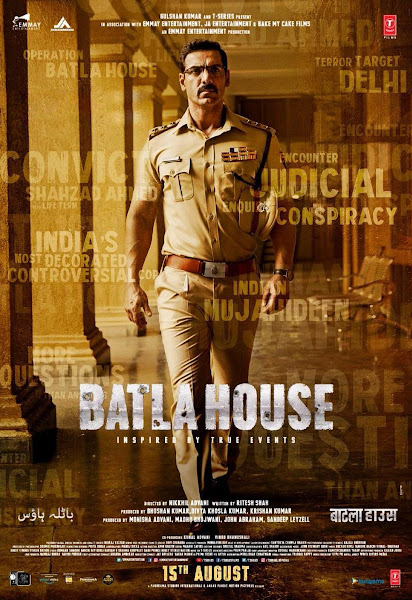 Batla House (2019) Hindi WEB-DL DD 5.1 x264