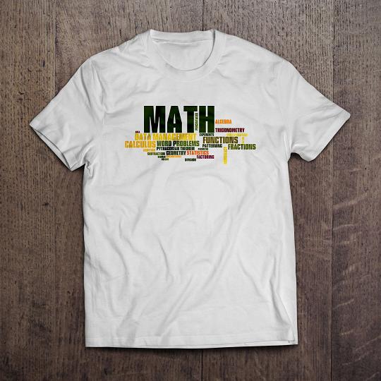 Kaos Matematika Math Putih