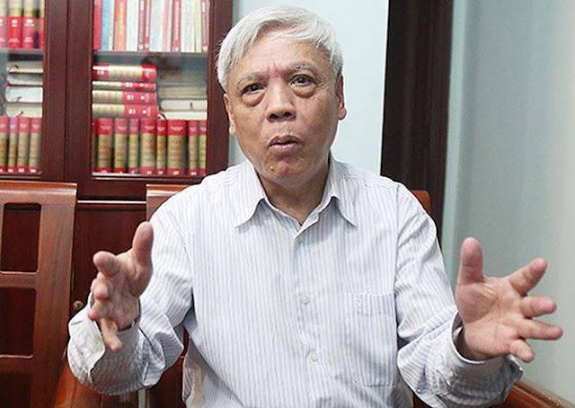 PGS Nguyễn Trọng Phúc, nguyên Viện trưởng Viện Lịch sử Đảng