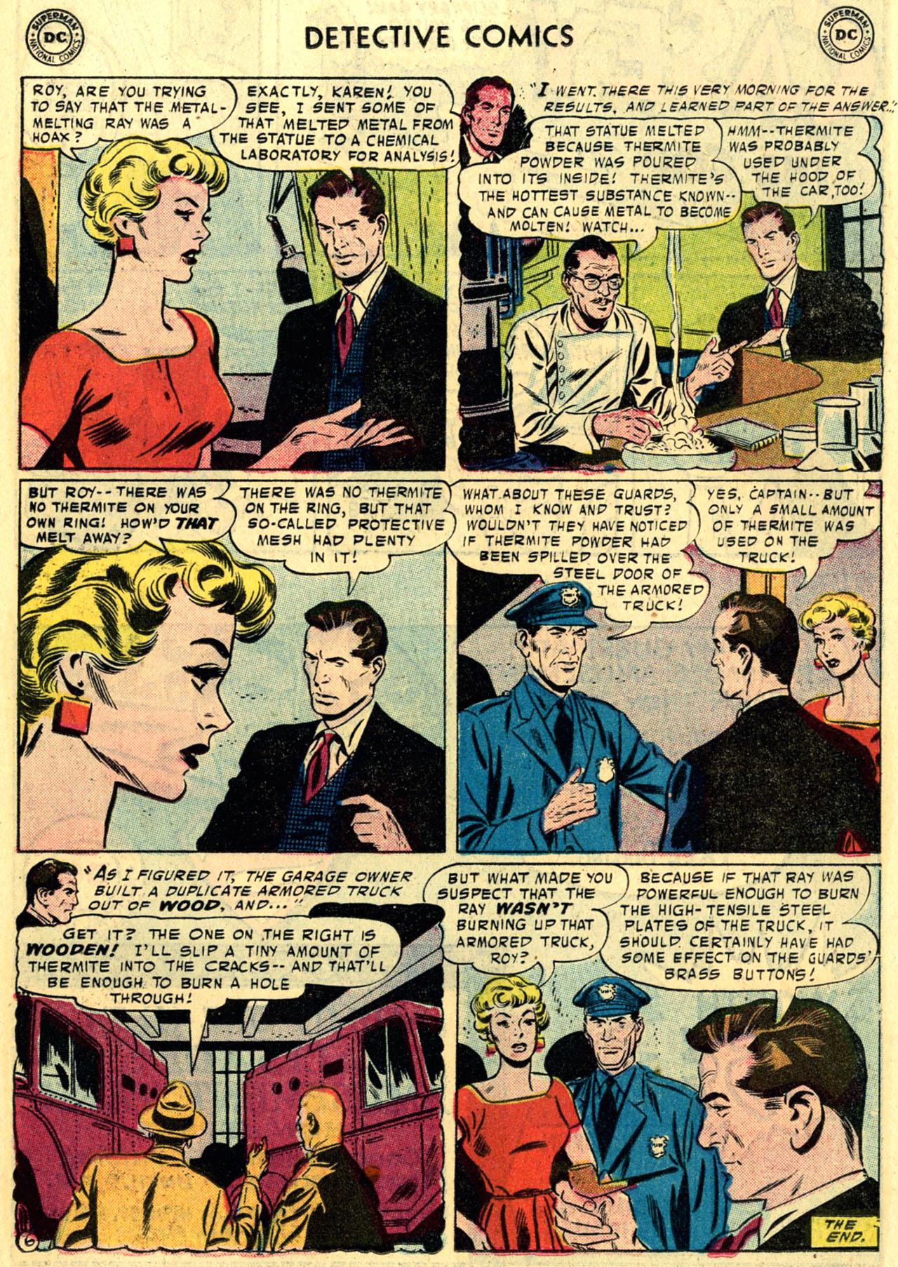 Read online Detective Comics (1937) comic -  Issue #245 - 23
