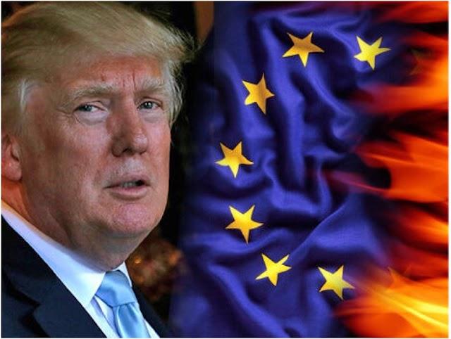 Η στροφή Τραμπ υπέρ του «έθνους-κράτους» αντιτίθεται στο μοντέλο της «ευρωπαϊκής ολοκλήρωσης»