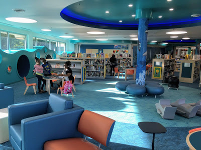 New Carrollton Library