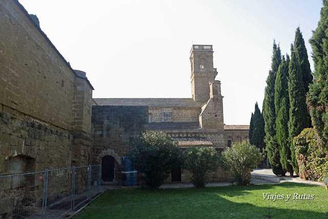 Monasterio de la Oliva, Navarra