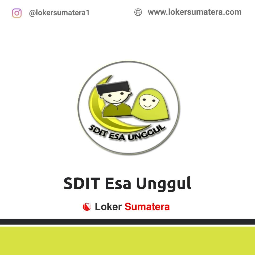 Lowongan Kerja Pekanbaru: SDIT Esa Unggul Oktober 2020