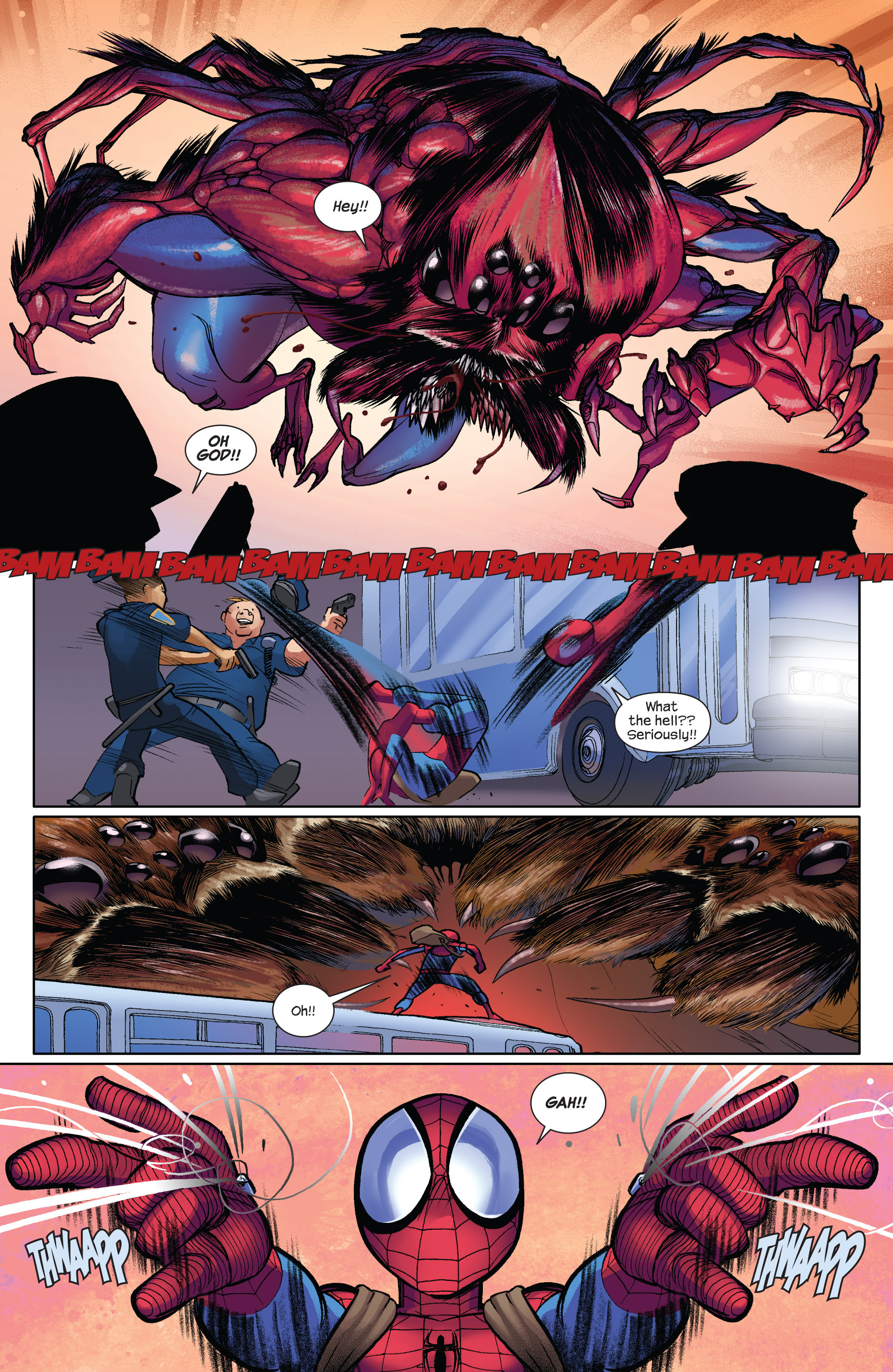 Read online Ultimate Spider-Man (2009) comic -  Issue #3 - 12