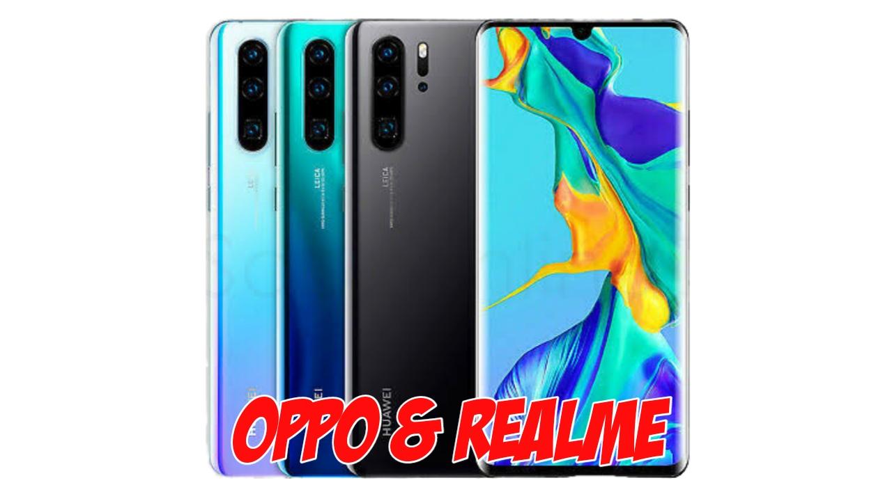 Tema Huawei EMUI 10 Untuk OPPO dan Realme