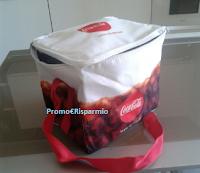Logo Borse termiche vinte con Coca-Cola: in consegna
