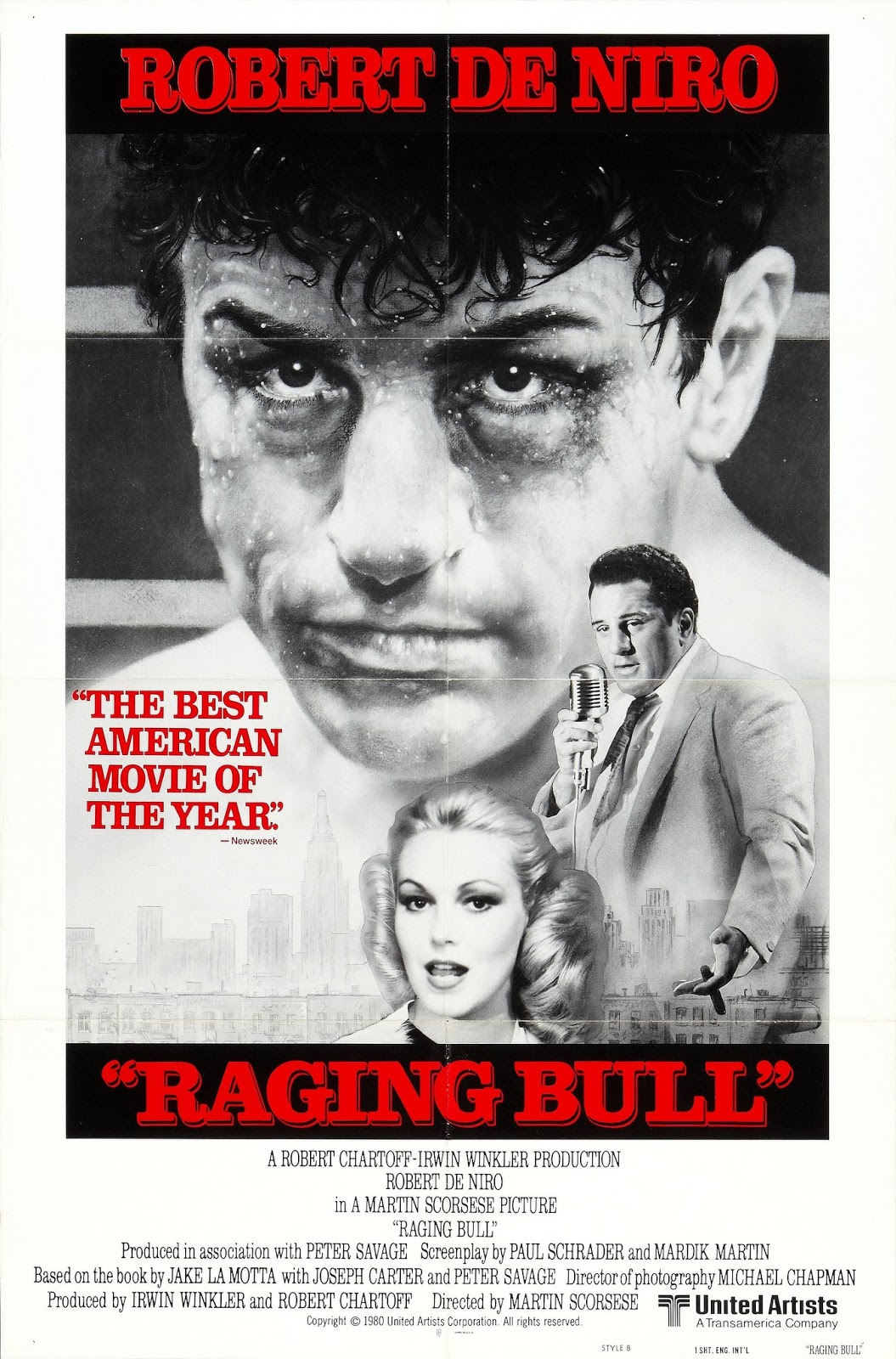 Review Raging Bull