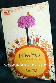 Resensi Novel Himitsu