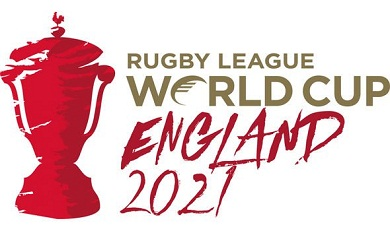 2021 Rugby League World Cup will be held in 17 host venues, stadiums in England in Sept to Oct.