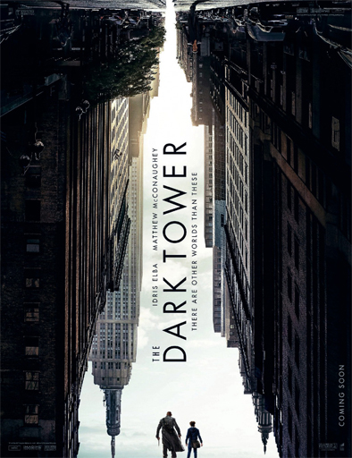 Cartel de The Dark Tower (La Torre Oscura)