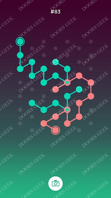 ◉ Connection Level 83 Solution, Cheats, Walkthrough