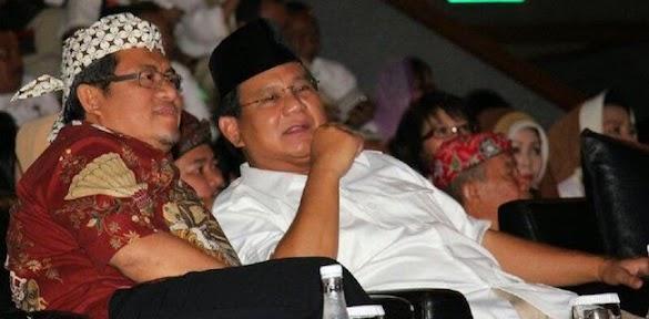 Sandi Ditugasi Prabowo Tanya Kesiapan Aher Jadi Cawapres