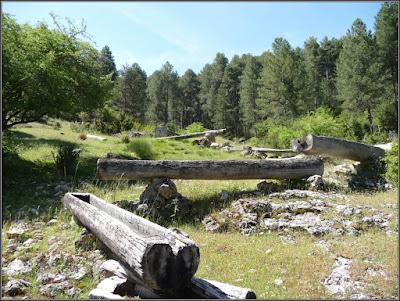 Fuente en el Vallejo De La Umbría (junto al Arroyo De La Barbarija)