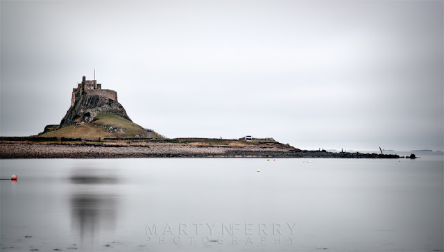 Lindisfarne at Holy Island in Northumberland by Martyn Ferry Photography
