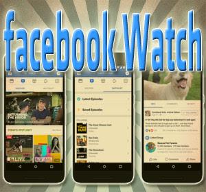 """Facebook Rilis """"Watch"""", Layanan Berbagi Video yang Bisa Menghasilkan Uang"""