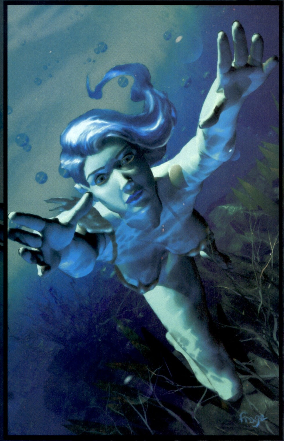 Read online Fathom Swimsuit Special comic -  Issue #2 - 12