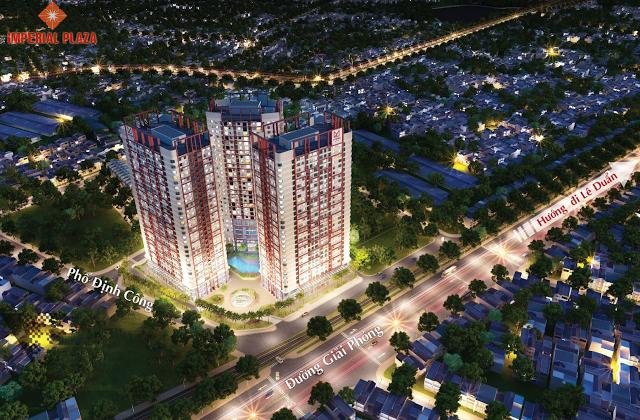 Mở bán dự án chung cư Imperial Plaza